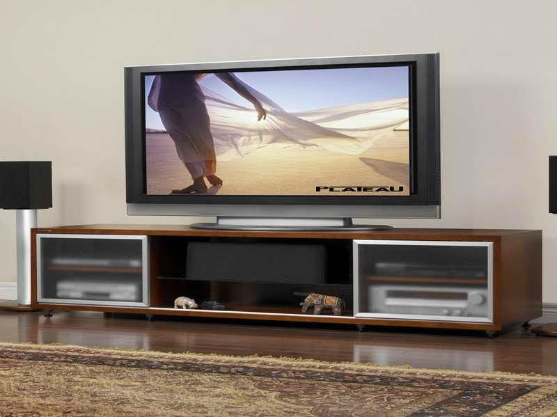 Diy tv stand design plans download tv stand building plans easy projects to try - Media consoles for small spaces plan ...