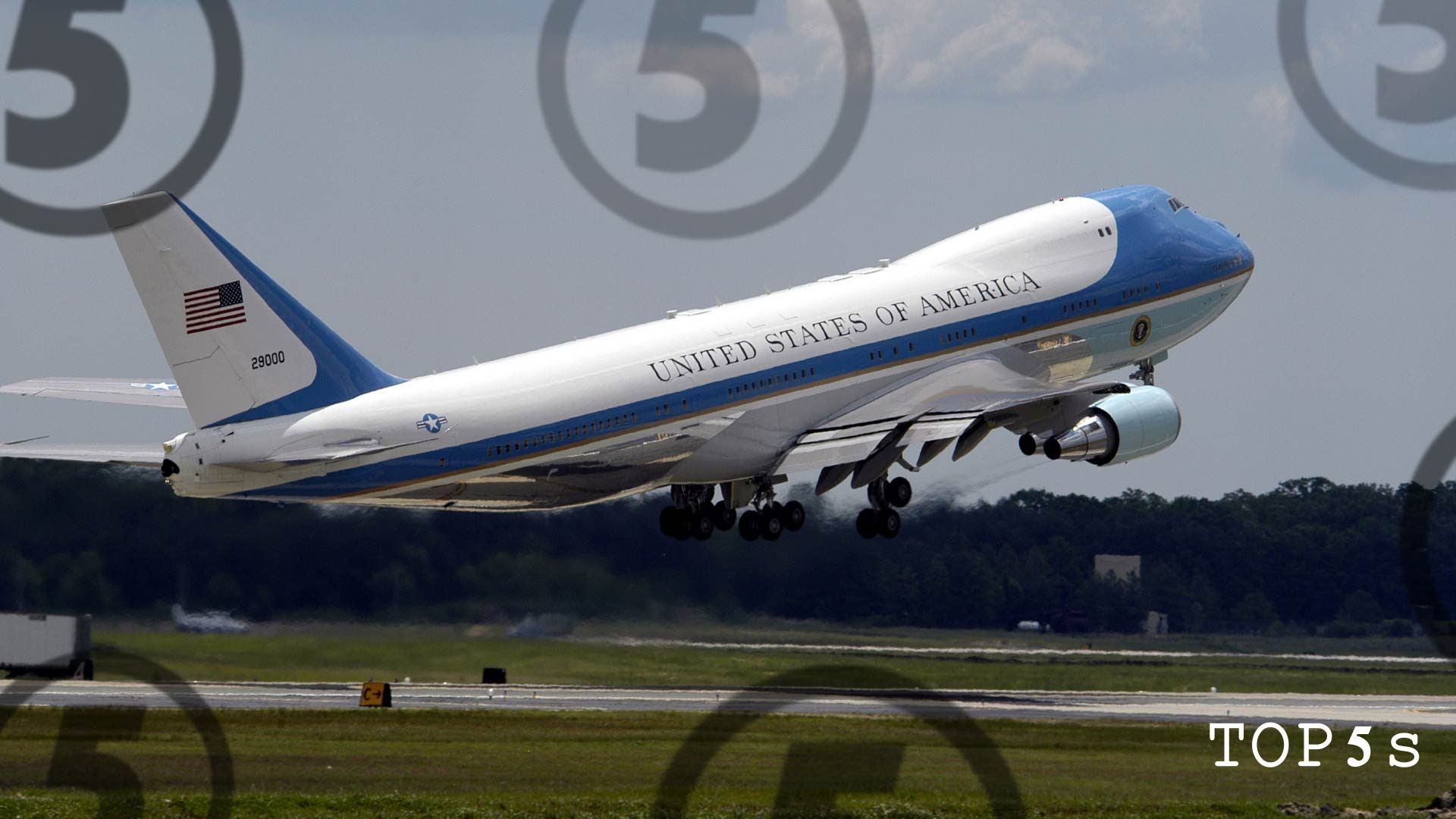5 Things You Didn't Know About Air Force One | Aviation