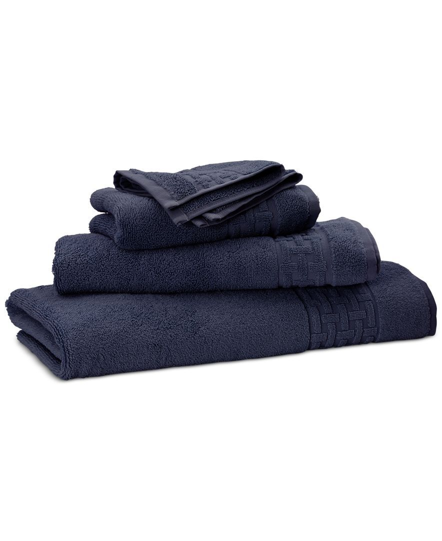 Lauren Ralph Lauren Pierce Cotton Tub Mat Cotton Bath Towels