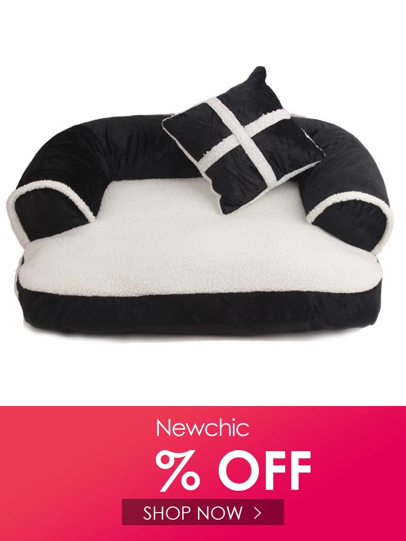 لقد وجدت هذا 3 ألوان الاتحاد الأوروبي نمط الفاخرة الأريكة سرير الكلب القط انفصال الشتاء للسرير بيت الكلب مع Us 45 99 و ض Pet Couches Couch Pet Bed Luxury Pet