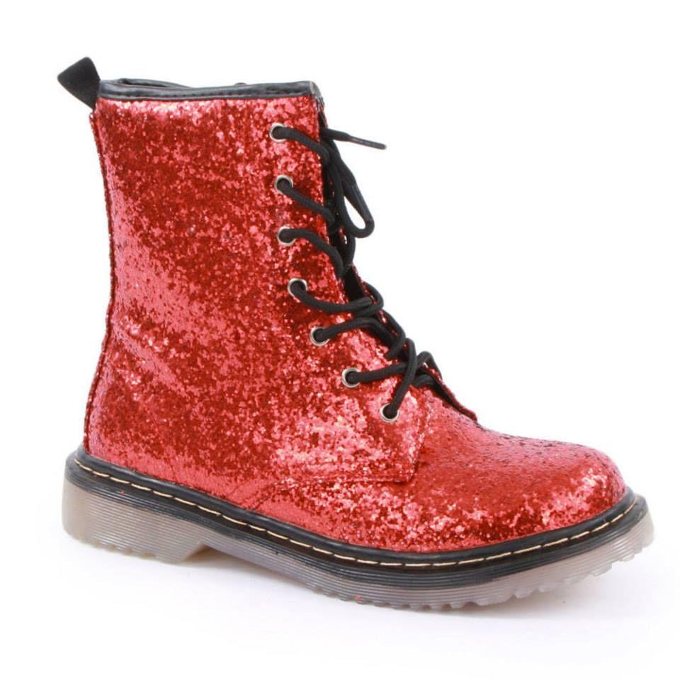 Glitter combat boots, Boots, Combat boots