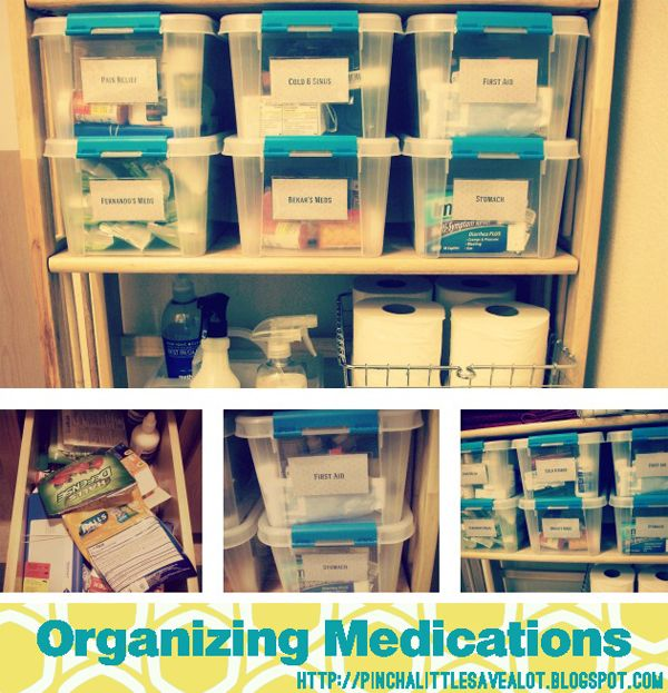 This Is An Awesome Idea For My Messy Medicine Cabinet Pinch