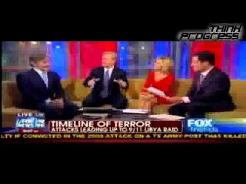 Fox Admits Libya Attack May Have Been Caused By Video [Geraldo Rivera]