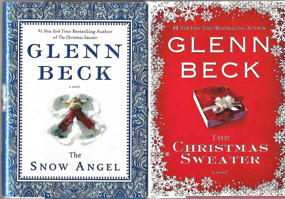 Christmas Sweater By Glenn Beck.Christmas Sweater Glenn Beck The Snow Angel Nhardback