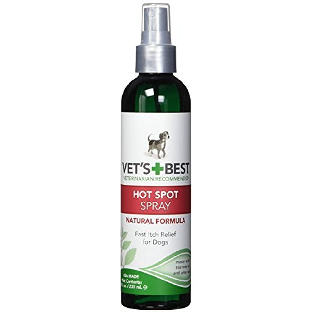 Details about Hot Spot Spray For Dogs Skin Itch Relief Dry