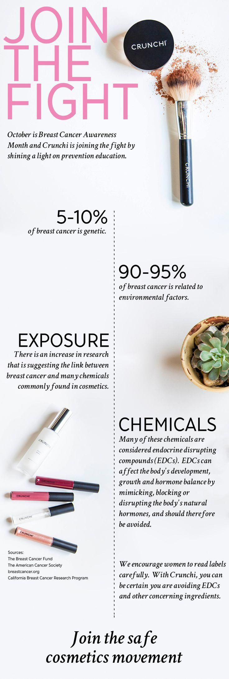 Makeup Tips Where cancerous chemicals are hiding.