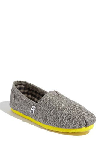 Enfants Occasionnels Chaussures Noires Toms H2WOVk