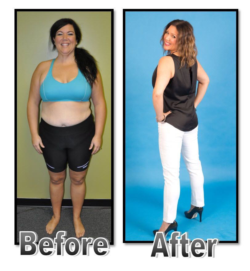 Sheds -62 lbs of fat, down 19% body fat and loses 63 inches !!!