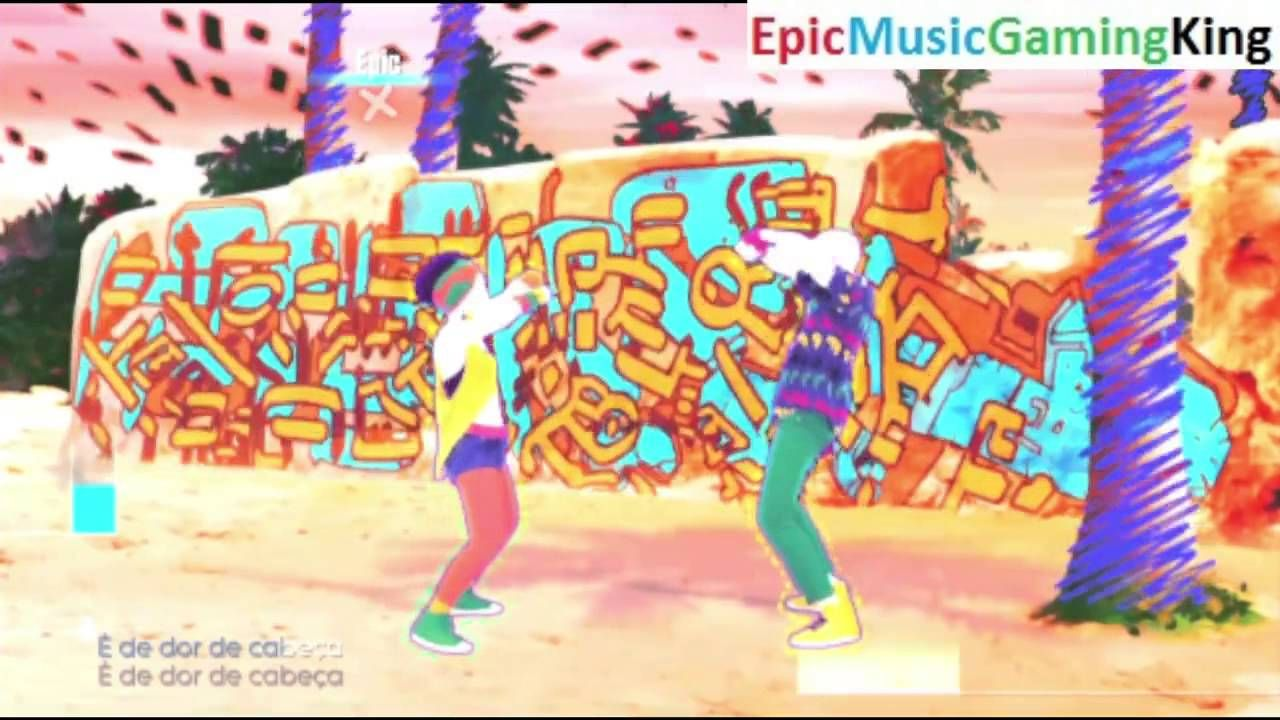 """Just Dance 2016 Gameplay - """"Hangover (BaBaBa)"""" - High Score Of 4077 Points This video features my Just Dance 2016 gameplay as I dance to the """"Hangover (BaBaBa)"""" Song sung by Buraka Som Sistema and achieve a high score of 4077 points. The objective of this rhythm game is to mimic the moves of the dancer featured in the on-screen music video as accurately as possible in order to make an earnest attempt to earn the highest possible score."""