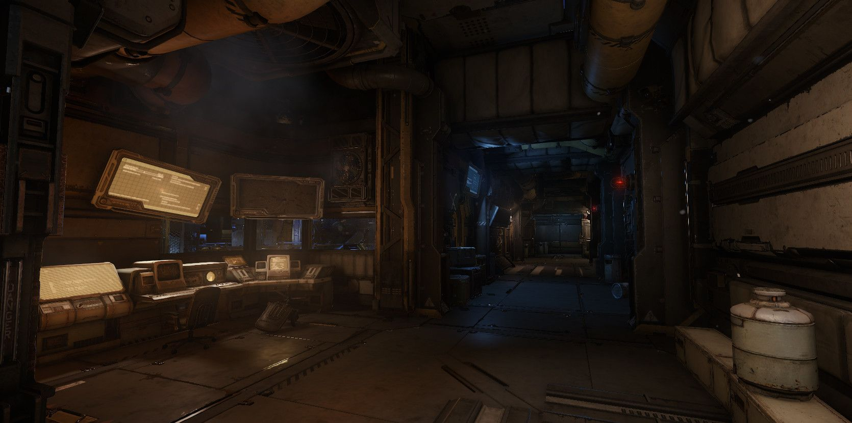 ArtStation - Star Citizen - Gold Horizon FPS, Thomas Cherry