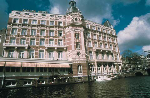The oldest Hotel in Amsterdam is the Doelen Hotel