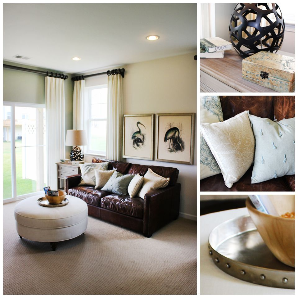 Homedecor inspiration the morgan townhome model at arcadia