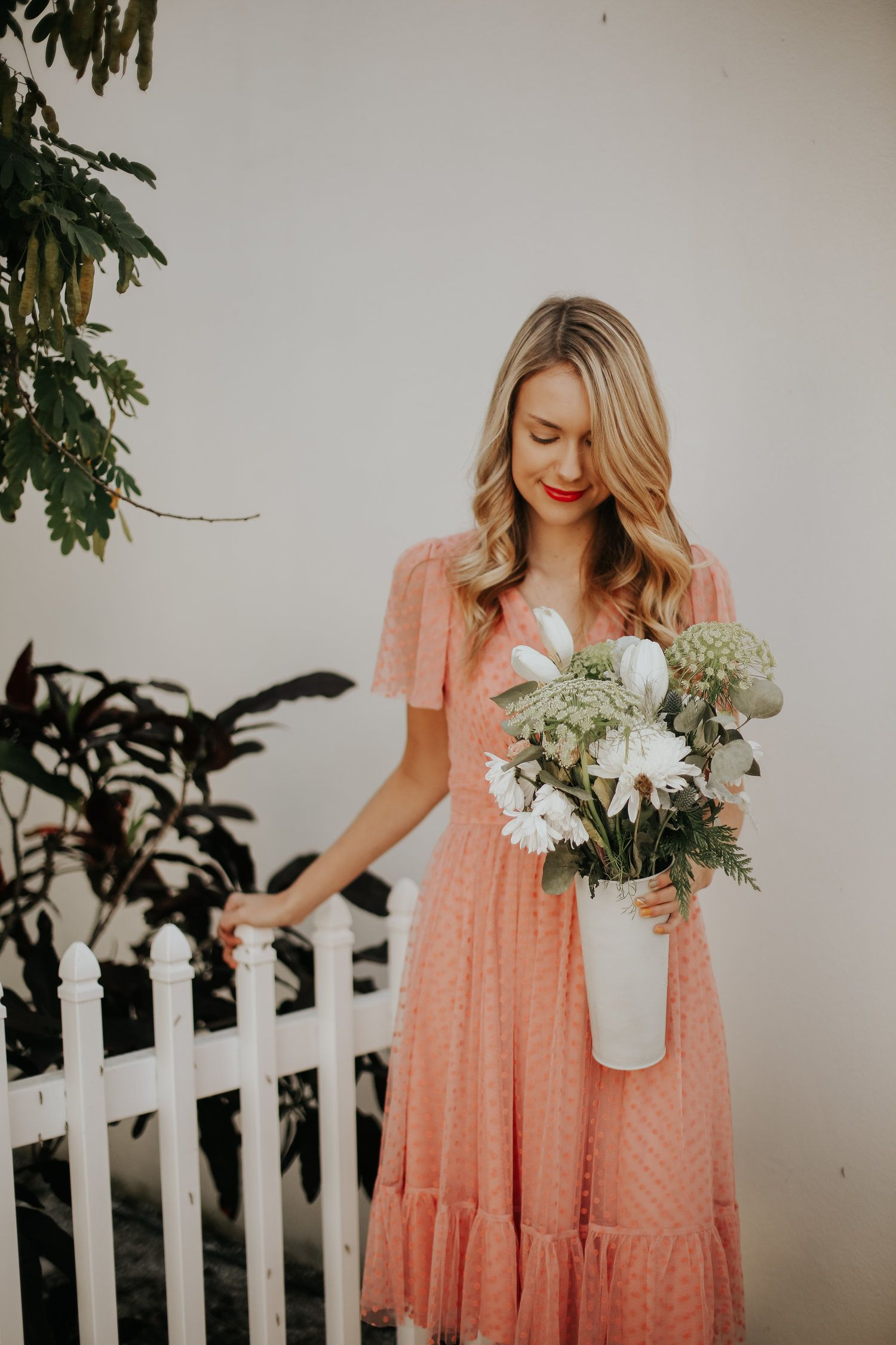 HOW TO MAKE A GIRLS DAY | Beautiful bouquet of flowers