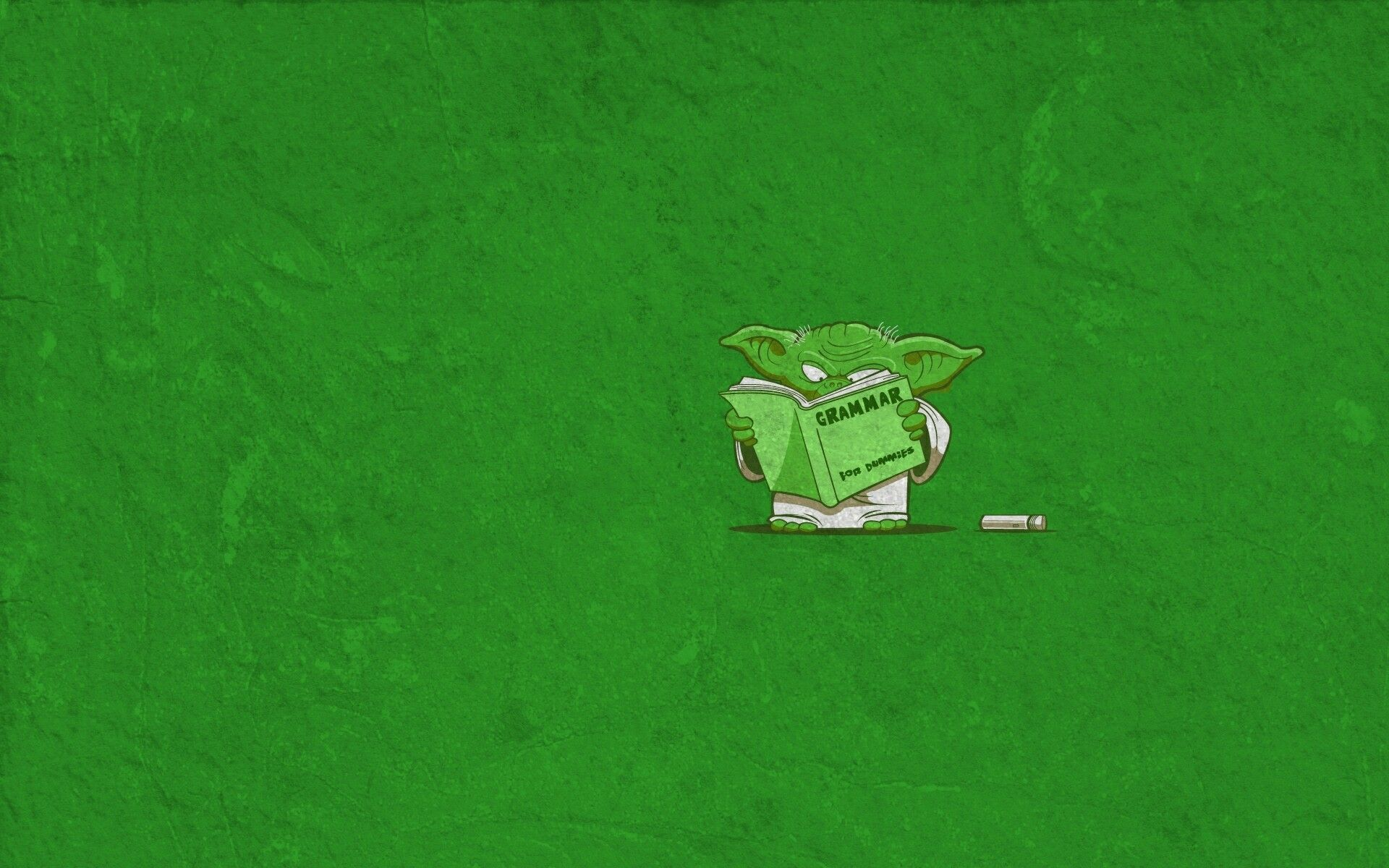 Grammar Learn I Must Starwars Jedi Yoda Rebellion