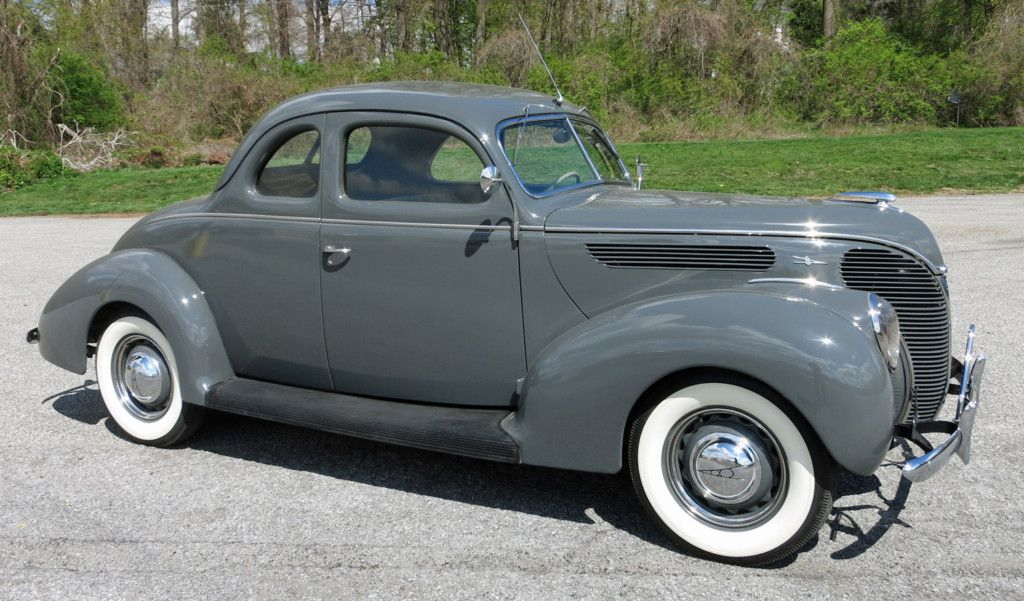 38 Ford Deluxe Coupe | Classic Fords | Pinterest | Ford, Classic ...