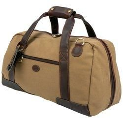 8588b34471f5 Small Canvas Duffle Bag-Free Shipping Baron s Country collection is the  natural choice for those