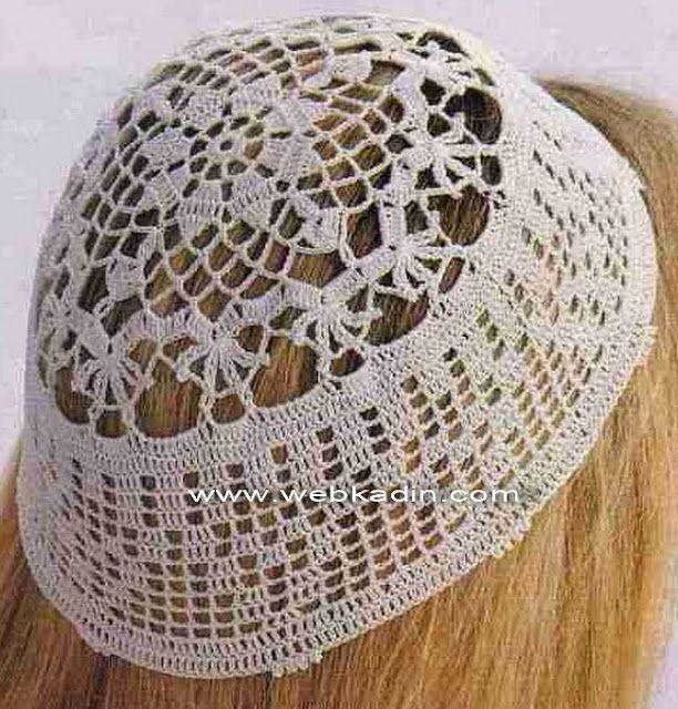 Gorros Turcos de Oracion en Crochet Patrones - Patrones Crochet ...