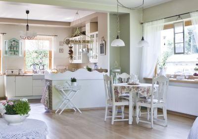 Pin By Etno Folk On Kuchnia Rustykalna Romantic Kitchen Home Home Decor