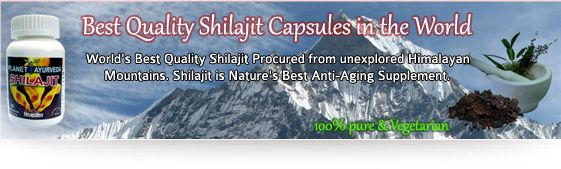 Shilajit capsules by Planet Ayurveda is a solution for so many health problems. This amazing ayurvedic medicine is a boon for prolonged fatigue, inner weakness, sexual problems, urinary track diseases etc. these capsules of shilajit are packed in vaggie shells and are available at reasonable cost!