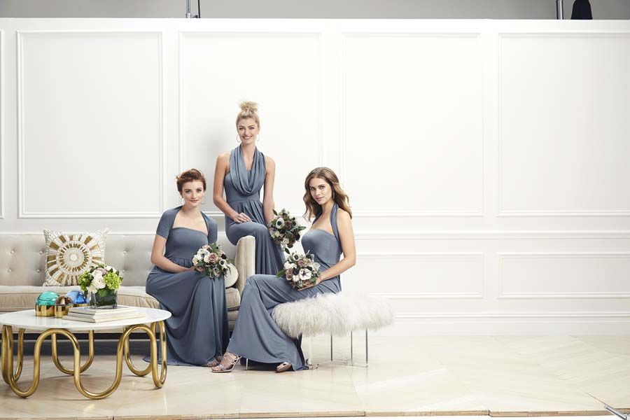 Introducing The Loop Bridesmaid Dress from Dessybridesmaid