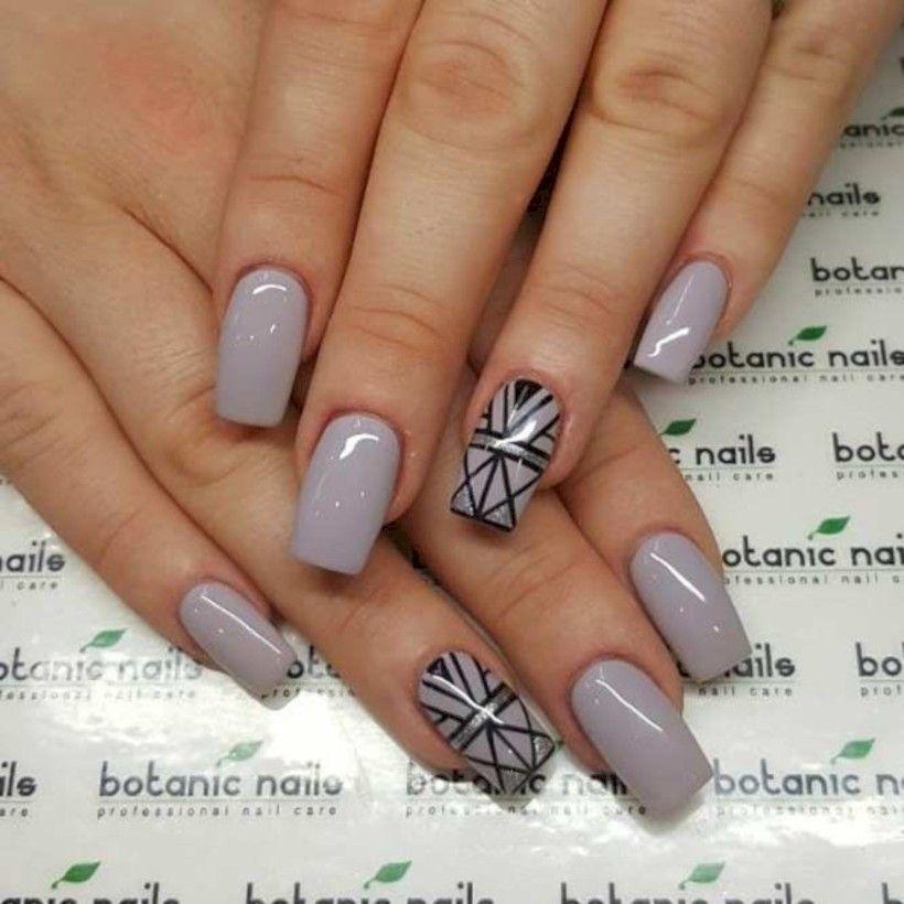 39 Elegant Nail Art Design For Prom