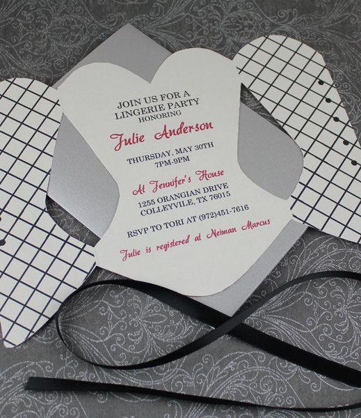 Lace-Up Corset Invitation Template Corset invitations - invitation downloads