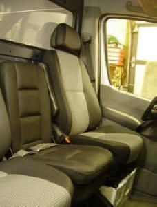 Sprinter Seats Sprinter Bench Seat Sprinter 3rd Man Seat