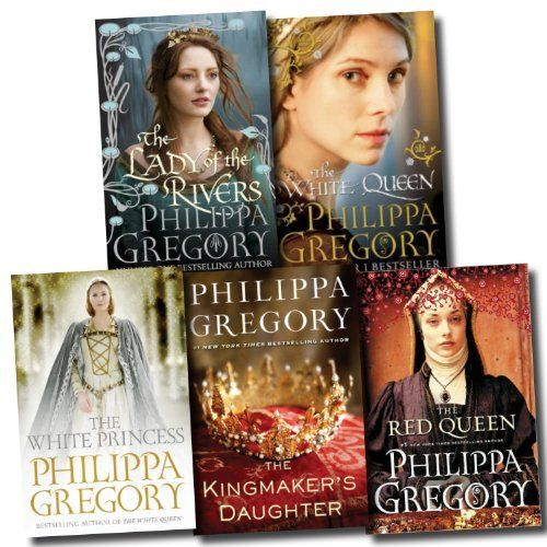 Cousins War Series Collection Philippa Gregory 5 Books Set (The White Princess, White Queen, Red Queen, Lady of the Rivers, Kingmaker's Daughter) by Philippa Gregory http://www.amazon.com/dp/B00IWXG812/ref=cm_sw_r_pi_dp_QwvYvb15J0QSE