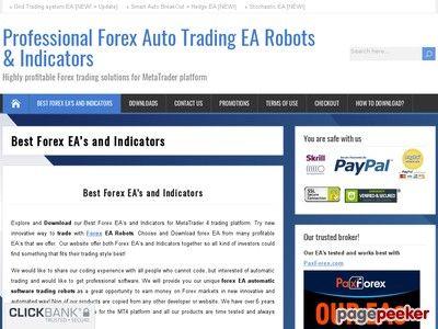 Forex Ea Robots Downloads For Mt4 Free Download Robot Online