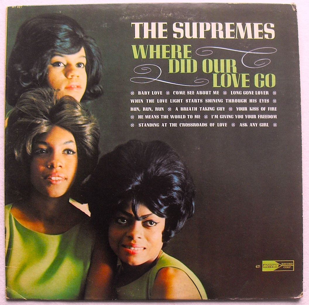 The Supremes Great Albums Love Radio Classic Album Covers