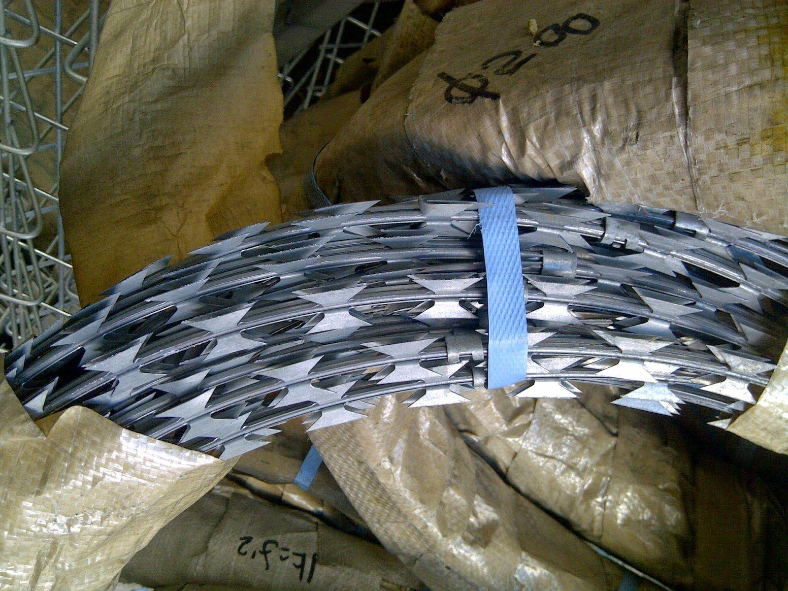 Jual Kawat Silet Murah Surabaya Athariz Steel Steel