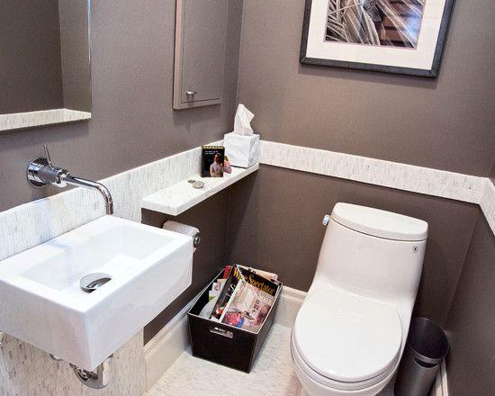 Lavabos pequenos decorados - lavabos pequeos