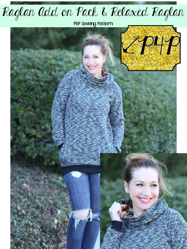 Relaxed Raglan And Add On Pack Bundle Patterns For Pirates Pdf