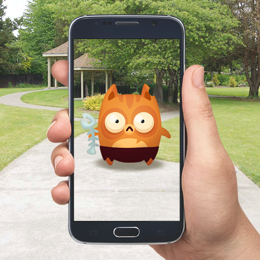 Cats GO v1.1.1 Mod Apk Cats GO! Catch pocket cats in real