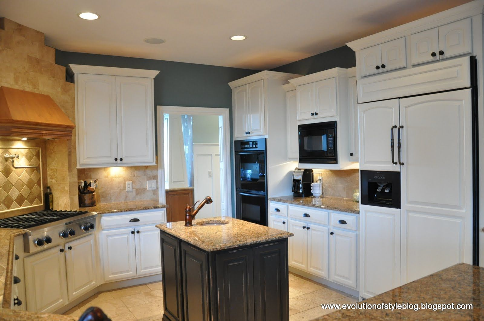 Spray paint for kitchen cupboards  How to Paint Your Kitchen Cabinets like a pro  Painting