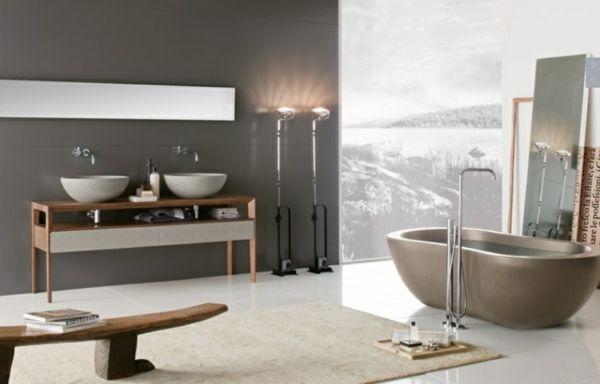 neutra badezimmer waschbecken unterschrank | old bathroom, Hause ideen