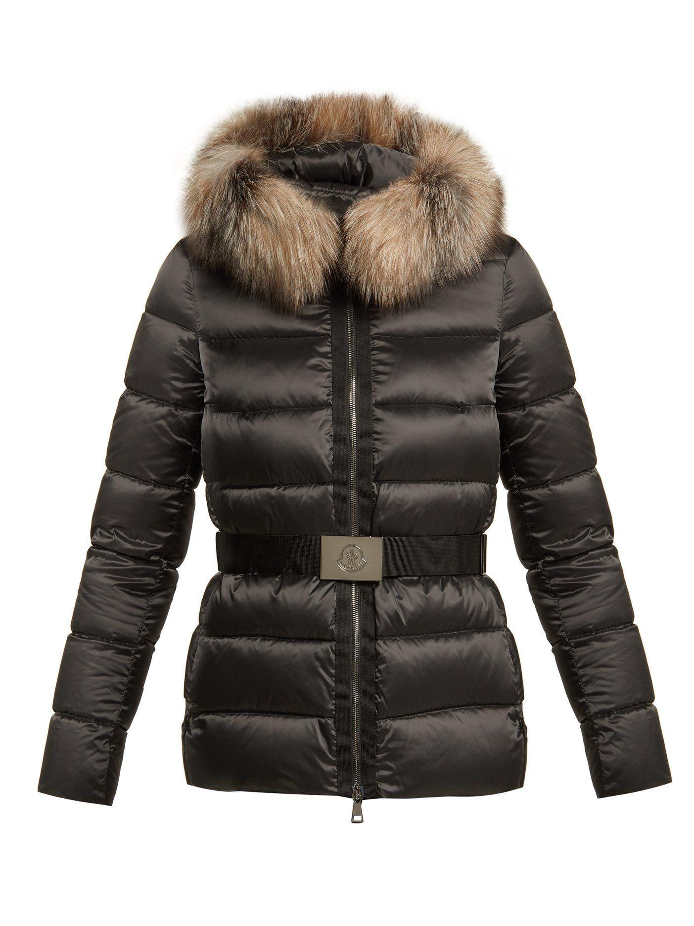 Tatie quilteddown jacket Moncler