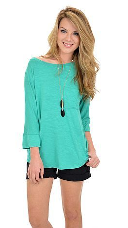 We found the perfect tee and it's only $36 at shopbluedoor.com!