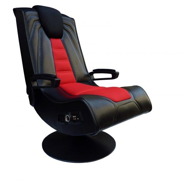 Sensational 8 X Rocker 51092 Spider 2 1 Gaming Chair Wireless With Gamerscity Chair Design For Home Gamerscityorg
