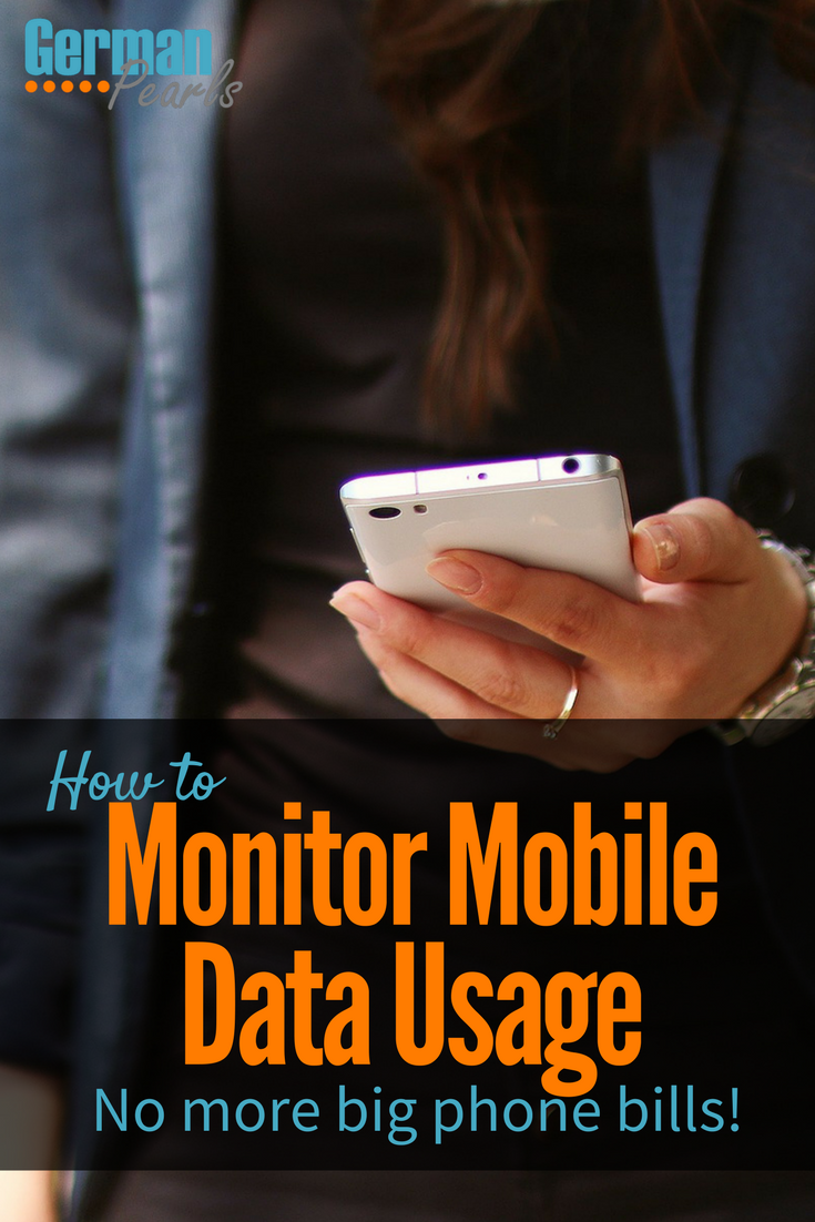My Data Manager App: A Mobile Data Usage Monitor | Techy