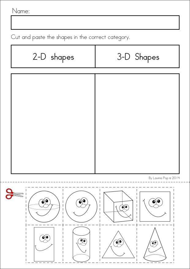 Spring Kindergarten Math and Literacy Worksheets & Activities No ...