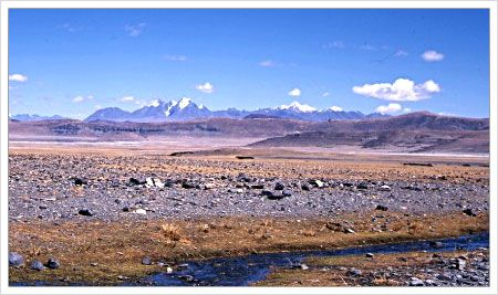 Yarlung Tsangpo Vvalley, Tibet