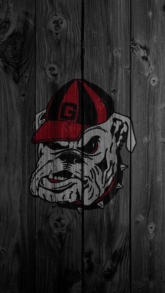 Uga Bulldogs Iphone Wallpaper Go Dawgs Pinterest Uga Bulldog Wallpaper Georgia Bulldogs Georgia Wallpaper