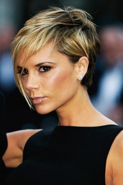 Victoria Beckham Short Hair Pinterest Krótkie Włosy Włosy And