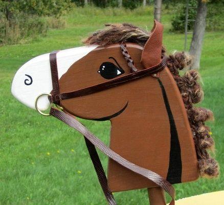 Hobby horse #horsepattern