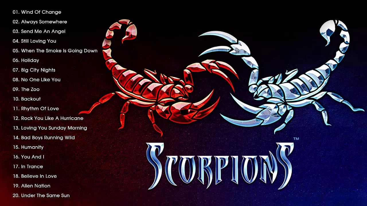 Scorpions Greatest Hits Best Of Scorpions Best Of Scorpions Youtube Still Love You