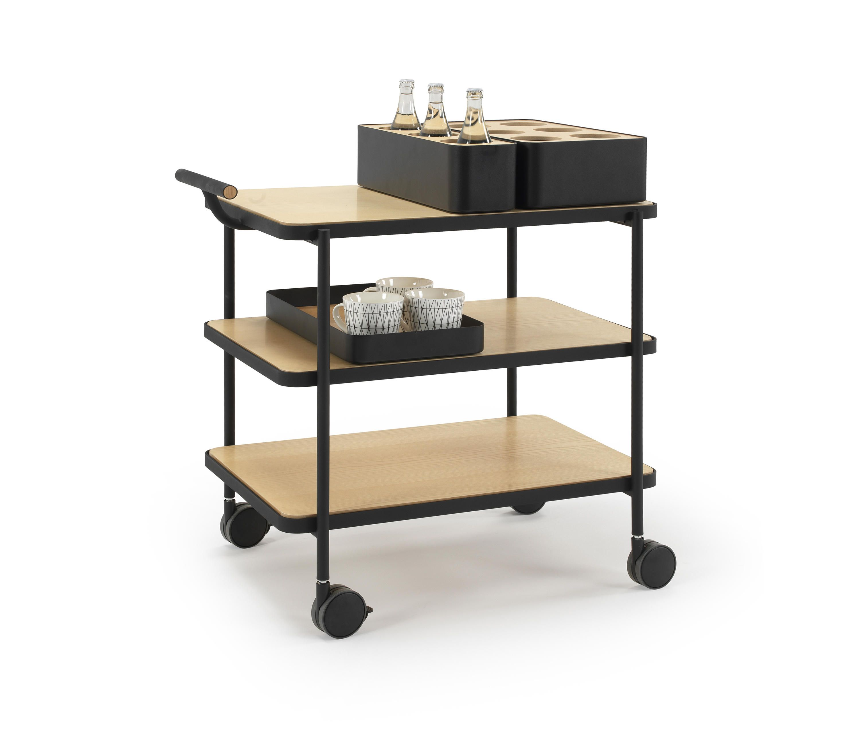 Exo Trolley by Horreds | Tea-trolleys / Bar-trolleys | Möbel ...
