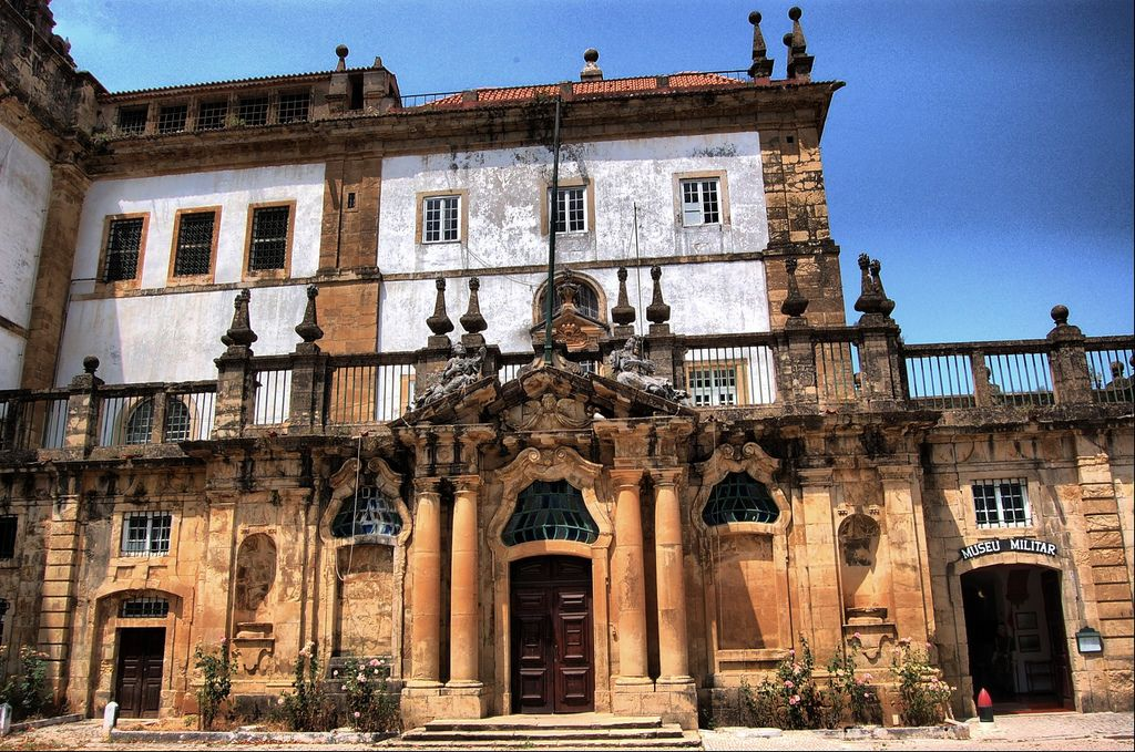 Museu Militar De Coimbra City Great Places Military Museum