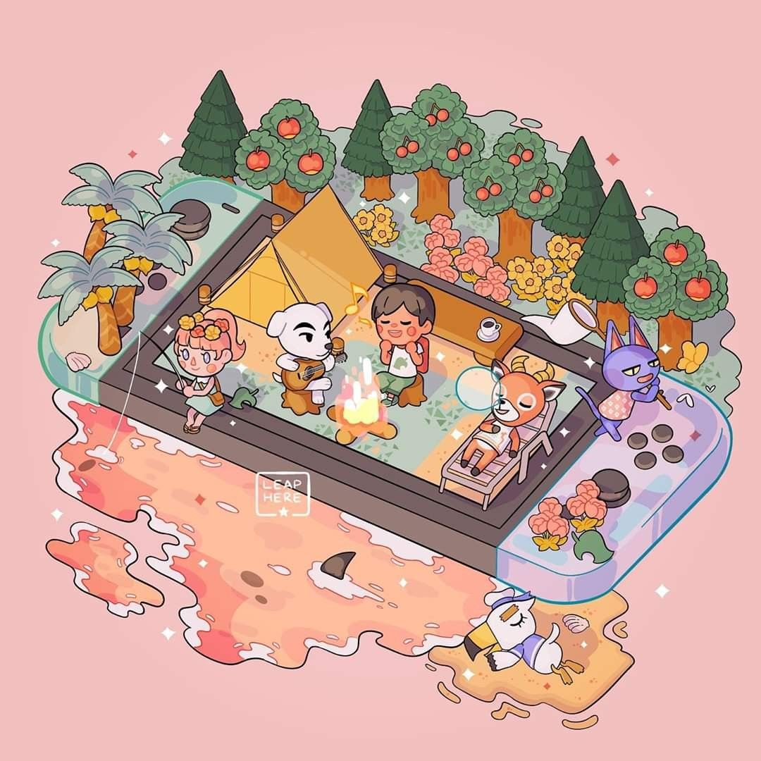 Pin By Tricia X On Animal Crossing Animal Crossing Fan Art Animal Crossing Game Animal Crossing Characters