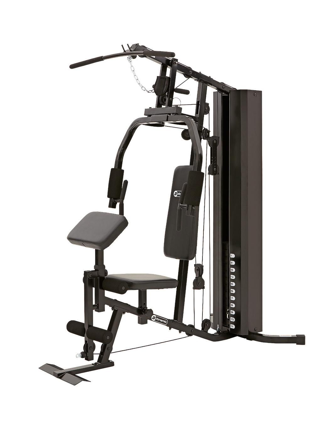 Dynamix Compact Home Gym  43ab2ab82